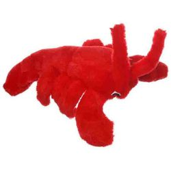 Multipet Look Who's Talking Lobster Dog Toy