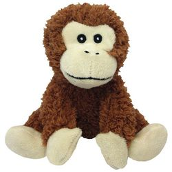 Multipet Look Who's Talking Monkey Dog Toy
