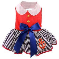 Doggie Design Sailor Dog Dress