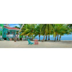 Palm Island Home Island Time Wall Art
