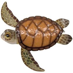 T.I. Design Sea Turtle Wall Decor