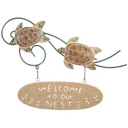 T.I. Design Welcome To Our Nest Sign