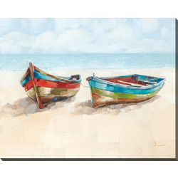 Streamline Art Ahoy Matey Canvas Wall Art