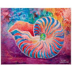 Leoma Lovegrove Calypso Canvas Wall Art