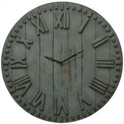 Stylecraft 24'' Wood Wall Clock