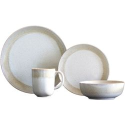 Baum Marina Sand 16-pc. Dinnerware Set