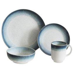 Baum Marina Blue 16-pc. Dinnerware Set