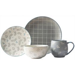 Baum Lea 16-pc. Dinnerware Set