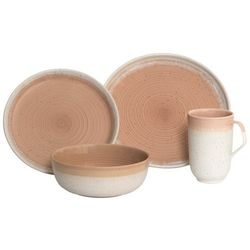Baum Hearth Blush 16-pc. Dinnerware Set