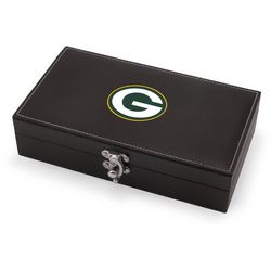 Green Bay Packers Syrah Wine Set by Picnic Time
