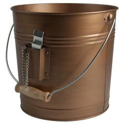 Artland Oasis Copper Finish Beverage Pail