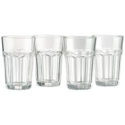 Artland Pearl Ridge 4-pc. Retro Hi-Ball Glass Set