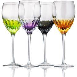 Artland 4-pc. Solar Wine Goblet Set
