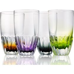 Artland 4-pc. Solar Highball Glass Set