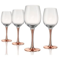Artland Coppertino 4-pc. Wine Glass Set