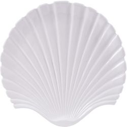 Fitz & Floyd Cape Coral Shell Platter