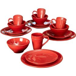 Euro Ceramica Algarve 16-pc. Dinnerware Set