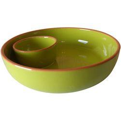 Euro Ceramica Pescador Chip N Dip Platter