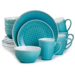Euro Ceramica Palma 16-pc. Dinnerware Set