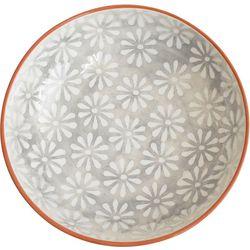 Euro Ceramica Margarida11.25'' Salad Bowl