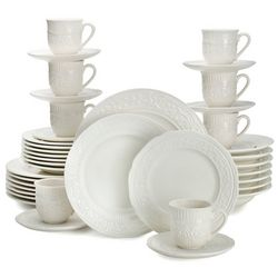 Mikasa American Countryside 40-pc. Dinnerware Set