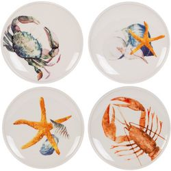 Fitz & Floyd Newport Home Accent Plate Set