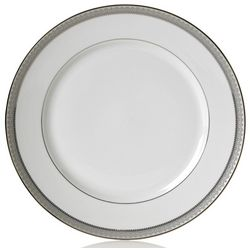 Mikasa Platinum Crown Round Serving Platter