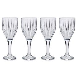 Mikasa Revel 4-pc. Goblet Glass Set