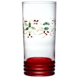 Pfaltzgraff Winterberry 4-pc. Cooler Glass Set