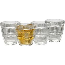 Mikasa Corroll Gate 4-pc. Double Old Fashioned Glass