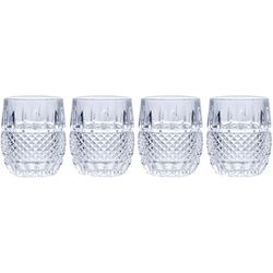 Mikasa Delano 10oz Double Old Fashioned 4-pc. Glass Set