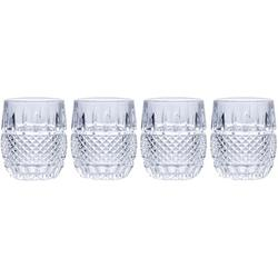 Delano 10oz Double Old Fashioned 4-pc. Glass Set