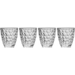 Eau De Vie 9oz Double Old Fashioned 4-pc. Glass Set