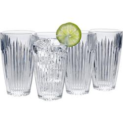 Parkside 11.7 oz. Highball 4pc. Glass Set