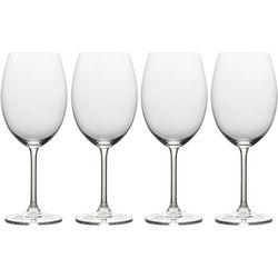Mikasa Julie 4-pc. Bordeaux Glass Set