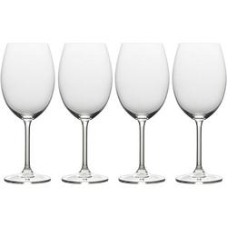 Julie 4-pc. Bordeaux Glass Set