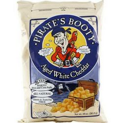 Pirate Brands 6-pk. White Cheddar Pirate's Booty