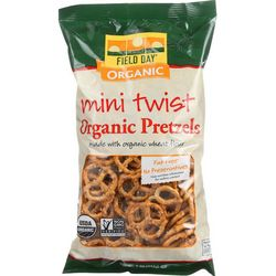 Field Day 12-pk. Mini Twist Pretzels