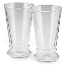 BonJour 2-pc. 12 oz. Insulated Latte Glass Set