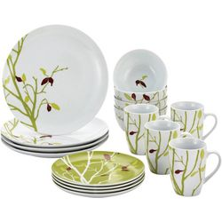 Seasons Changing 16-pc. Dinnerware Set