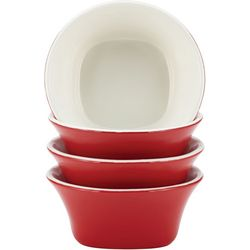 Rachael Ray Round & Square 4-pc. Fruit Bowl Set