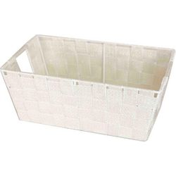 Home Basics Small Woven Storage Bin