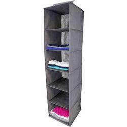 Home Basics 6-Shelf Closet Organizer