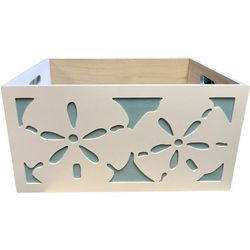 JD Yeatts Sand Dollar Decorative Shell Box