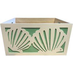 JD Yeatts Sea Shell Decorative Shell Box