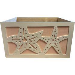 JD Yeatts Starfish Decorative Shell Box