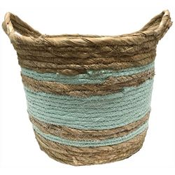 JD Yeatts Woven Wicker Basket