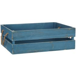 JD Yeatts Decorative Storage Crate