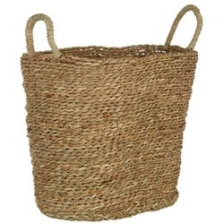 Elements Small Natural Seagrass Basket