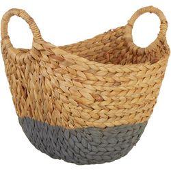Uma Ent Woven Colorblock Basket